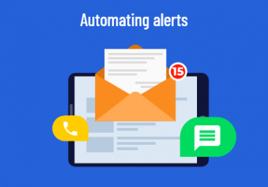 Automating Alerts