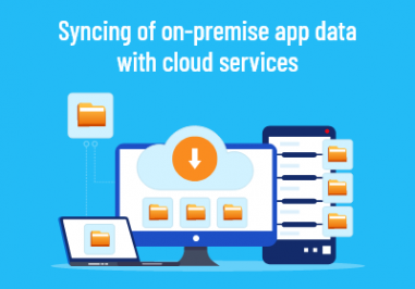 Synching Data with Cloud Services