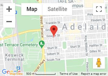 australia map img
